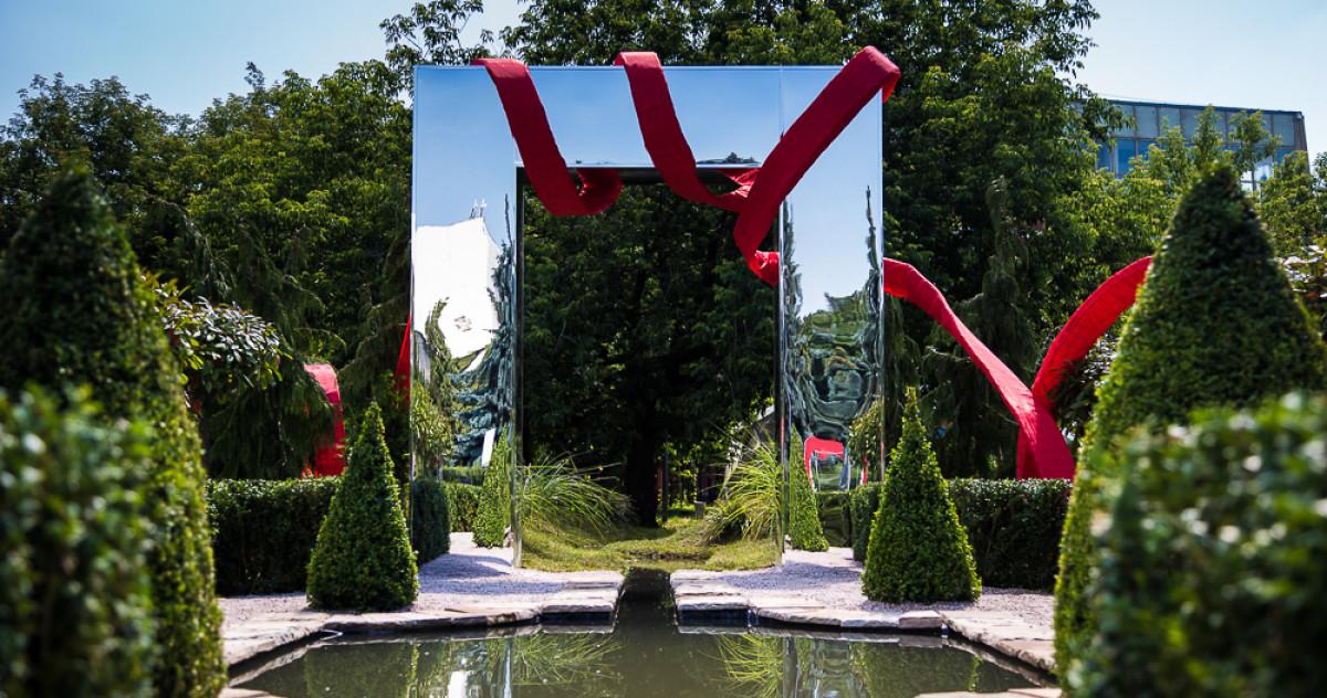 В парке искусств «Музеон» прошёл международный фестиваль Moscow Flower Show