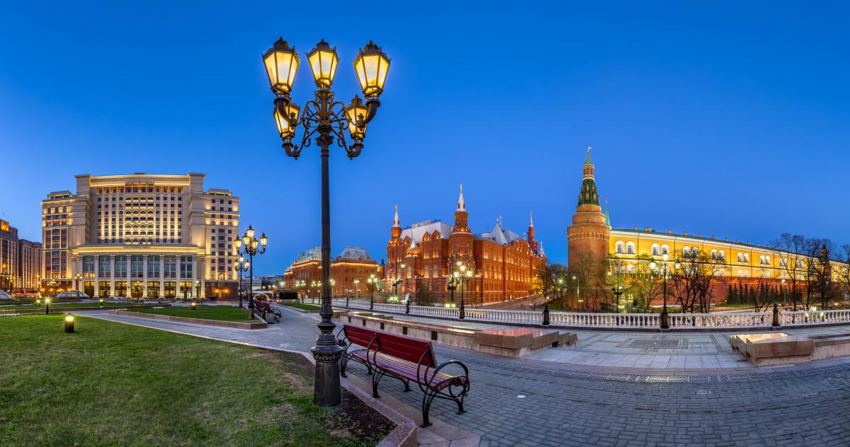 Московским фонарям возвращают прежний облик
