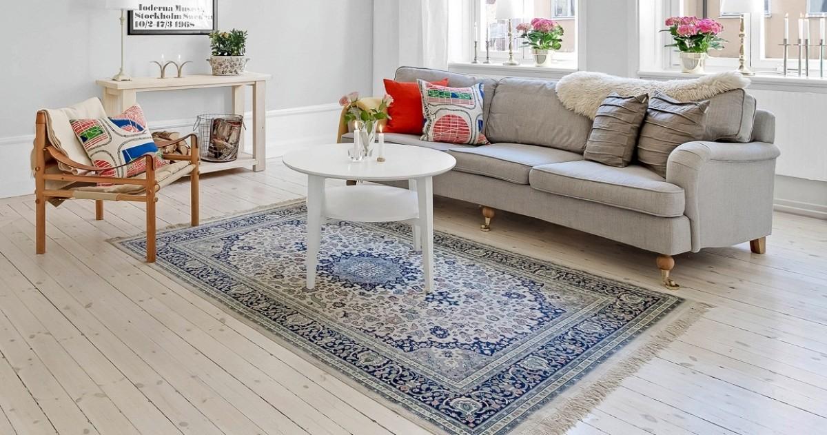 Как правильно выбрать ковёр: советы профи