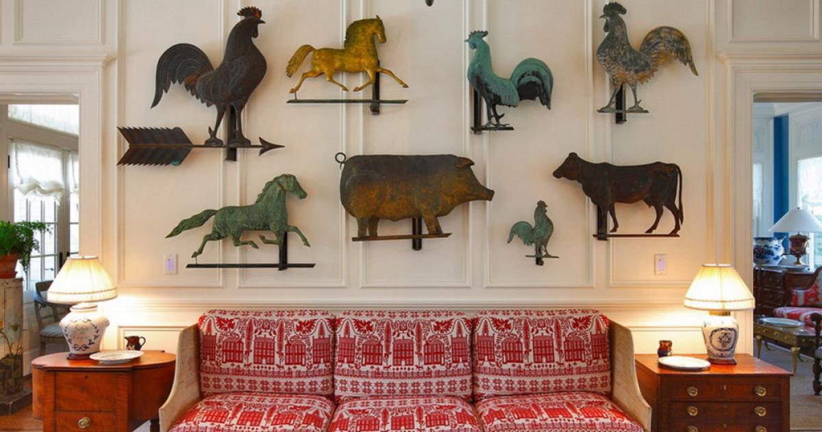 Чем украсить стены, чтобы удивить гостей: 20 эффектных идей