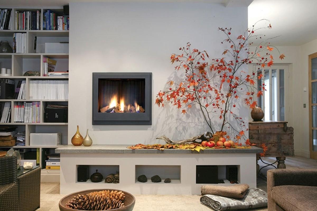Как преобразить дом к осени: 10 тёплых советов и 20 идей