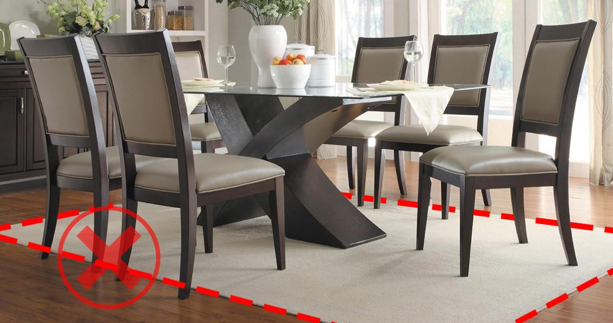Шпаргалки от Roomble: как подобрать ковёр для комнаты