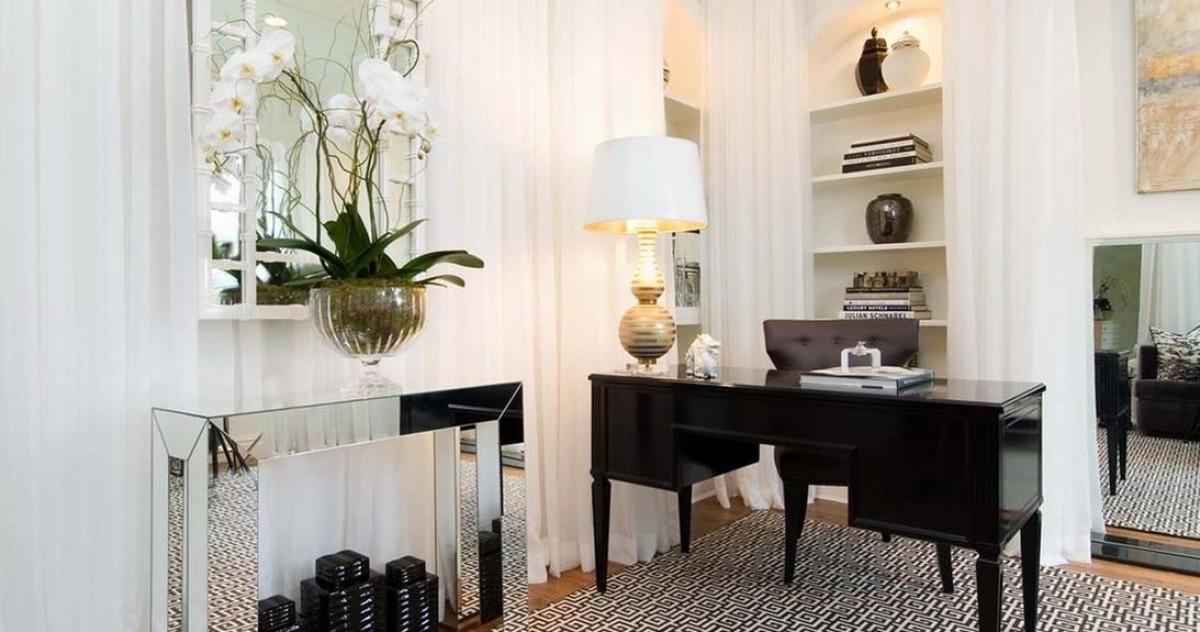 10 идей, как украсить дом горшечными орхидеями, советы по уходу