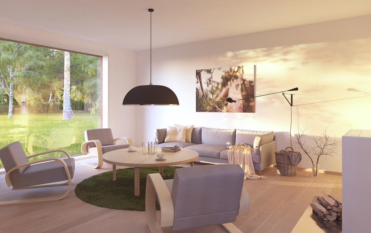 Дом, о котором мечтают 2 миллиона шведов
