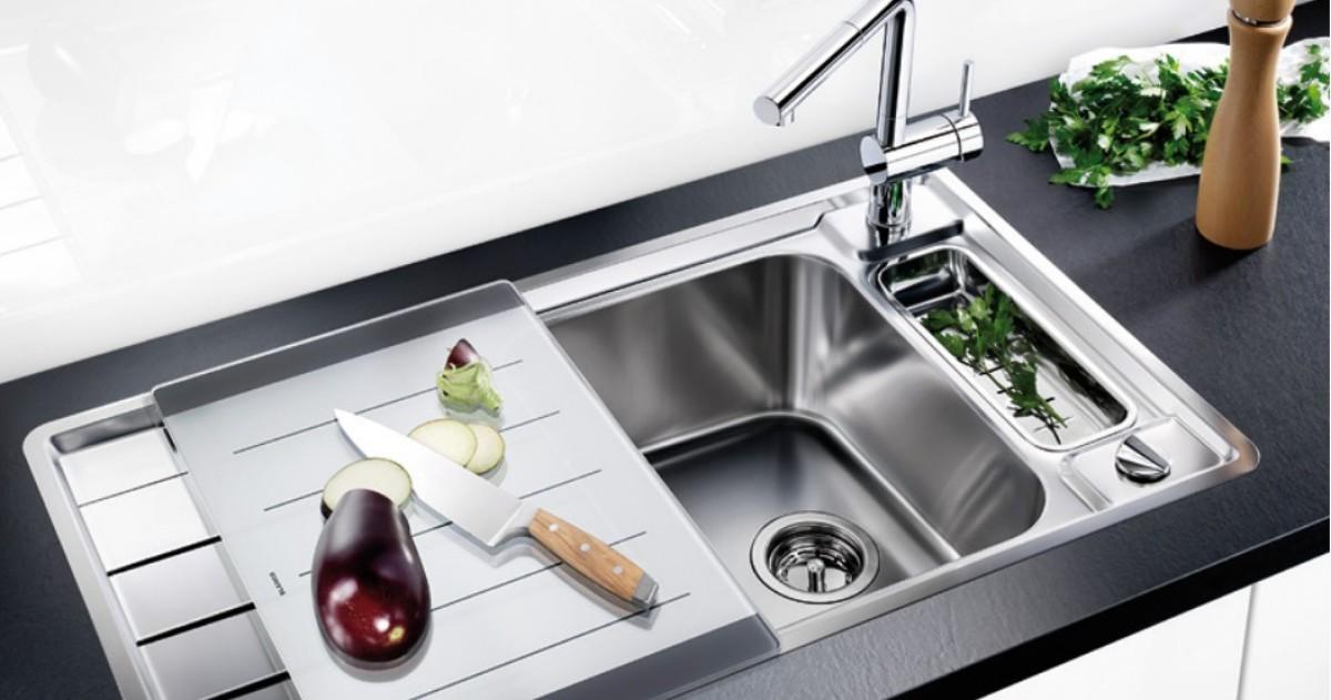 15 практичных советов по выбору мойки для кухни