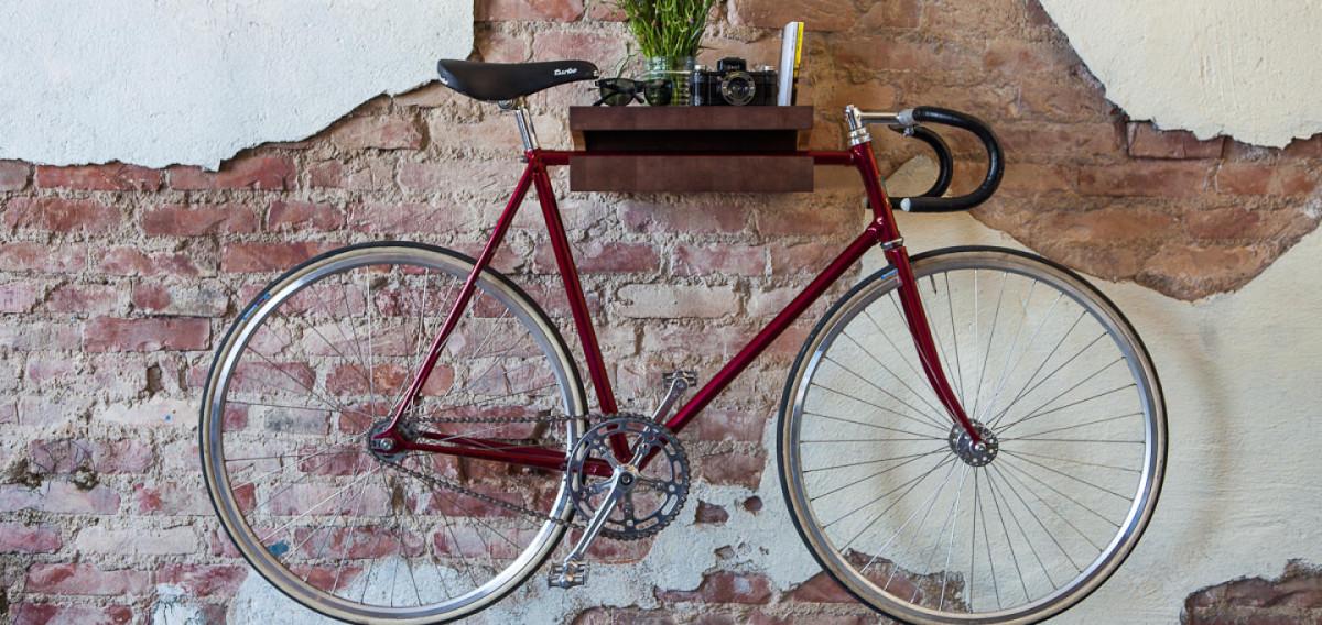 Как хранить велосипеды зимой: 10 крутых способов