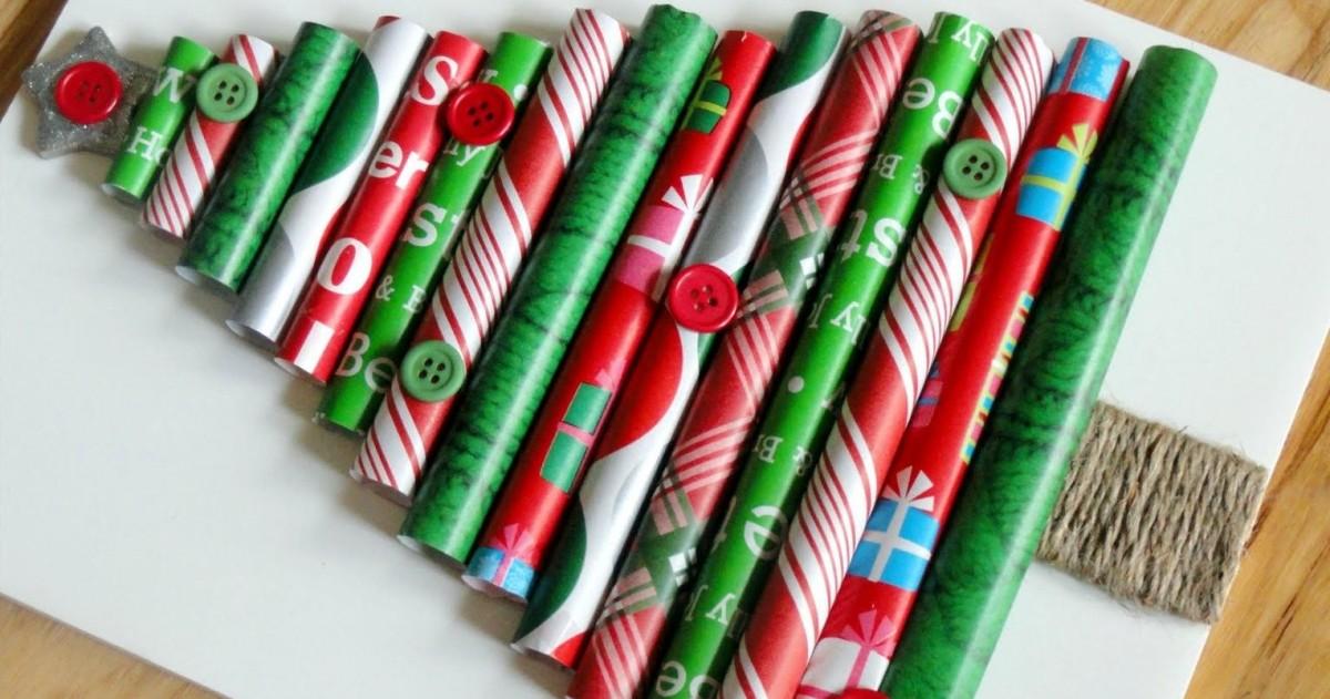 Как сделать альтернативную новогоднюю ёлку: 20 сказочных примеров
