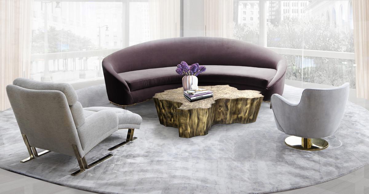 5 главных трендов в дизайне гостиных