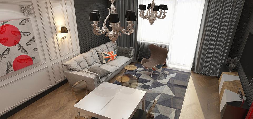 Проект недели: как сделать квартиру удобной и модной