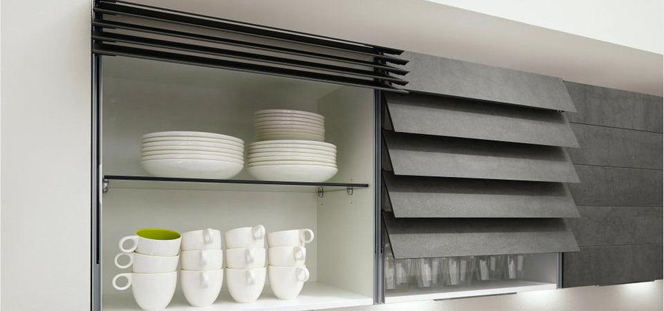 Как сделать кухню удобнее с помощью полок и ниш: немецкий дизайн