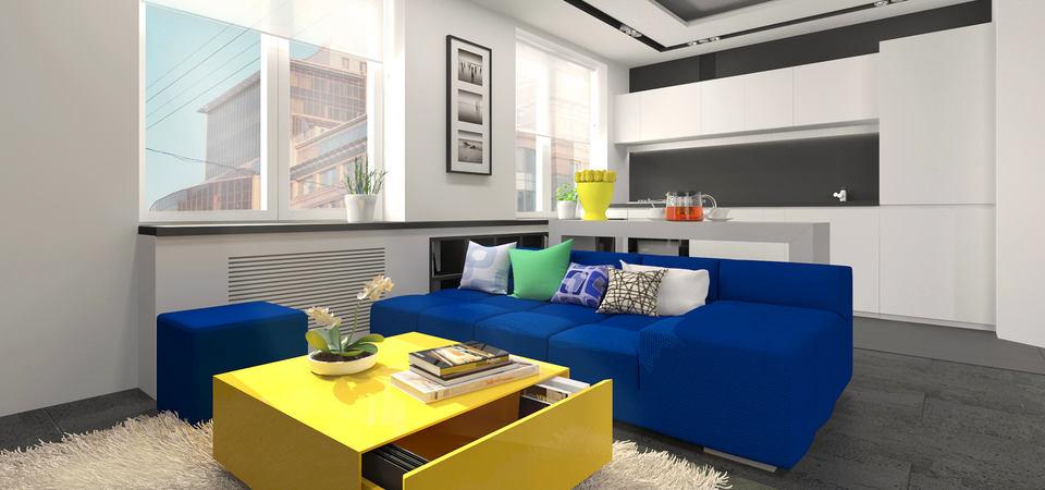 Как грамотная планировка решает проблемы маленькой квартиры: реальный пример