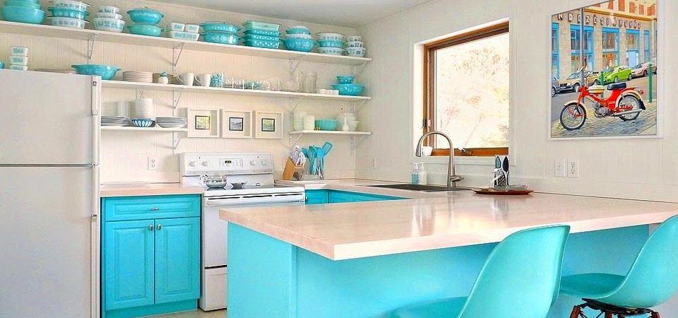 Весеннее обновление кухни: пошаговая инструкция