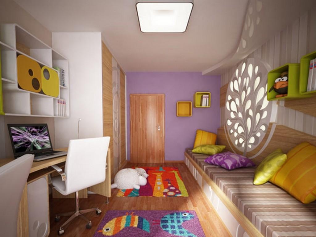 Лучшие идеи дизайна для детской комнаты.
