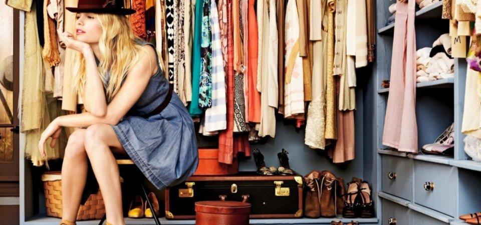 Как правильно организовать хранение в шкафу: 15 полезных советов и мнение дизайнера