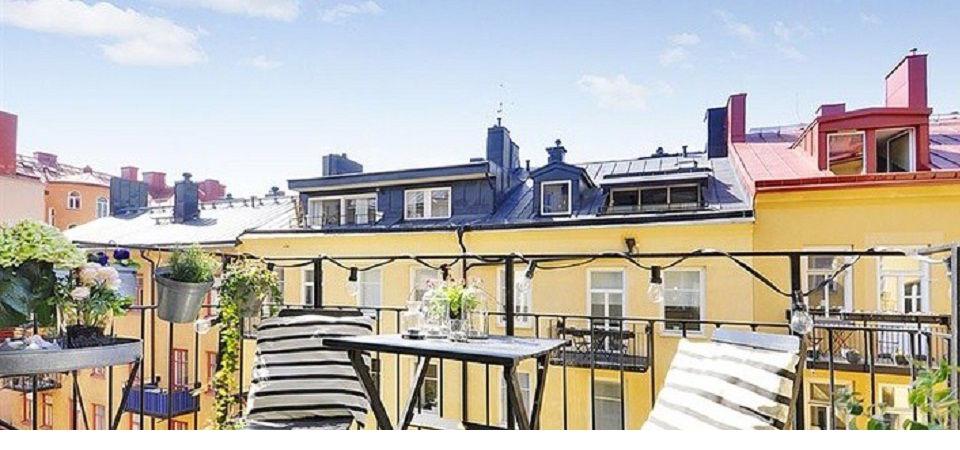 Как обустроить зеленый уголок на балконе: советы и примеры
