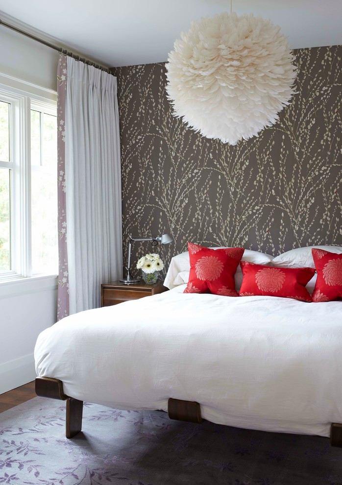 Мебель и предметы интерьера в цветах: серый, светло-серый, бордовый, коричневый. Мебель и предметы интерьера в стиле минимализм.