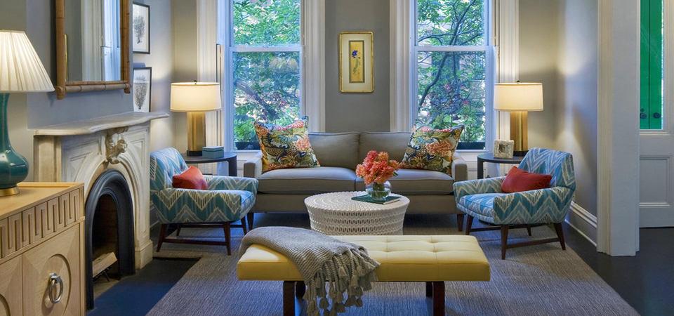 5 советов по обустройству гостиной комнаты