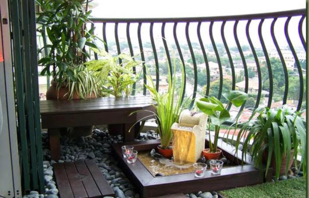 Маленький балкон: идеи отделки, ремонт и остекление obustroe.