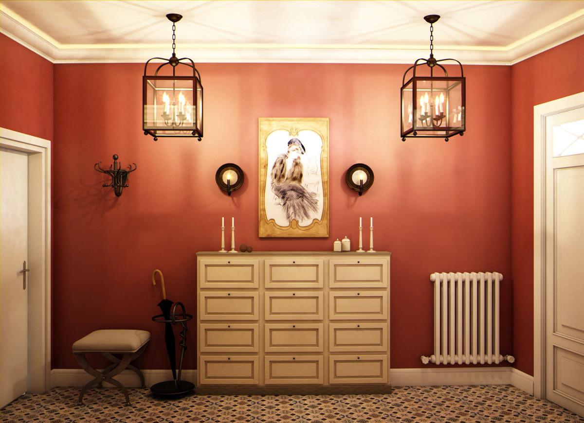 Мебель и предметы интерьера в цветах: желтый, белый, бордовый, бежевый. Мебель и предметы интерьера в стиле эклектика.