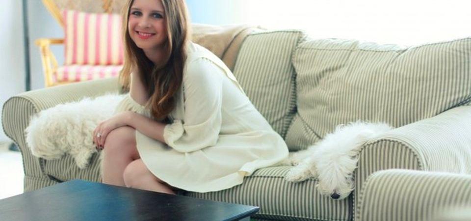Как создают уют известные блогеры: гостиная комната