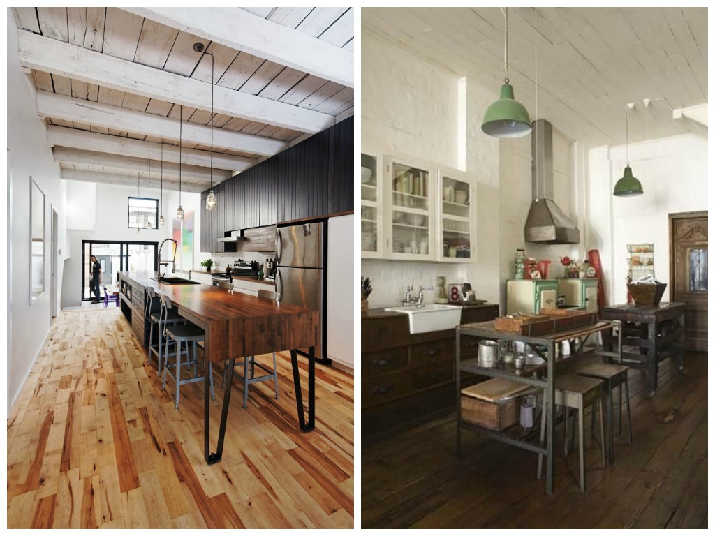 Кухня в цветах: серый, светло-серый, бежевый. Кухня в стилях: лофт.
