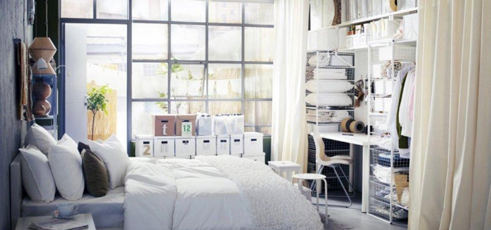 Как за 48 часов избавиться от дефицита места в спальне