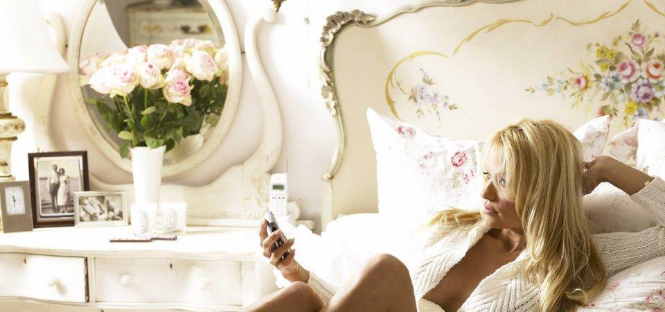 Королевская жизнь: 4 особенности спальни в духе шато