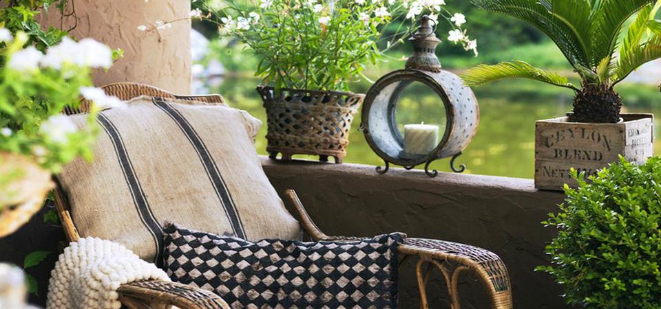 Как декорировать дачный домик в стиле прованс: сказочно красивый пример