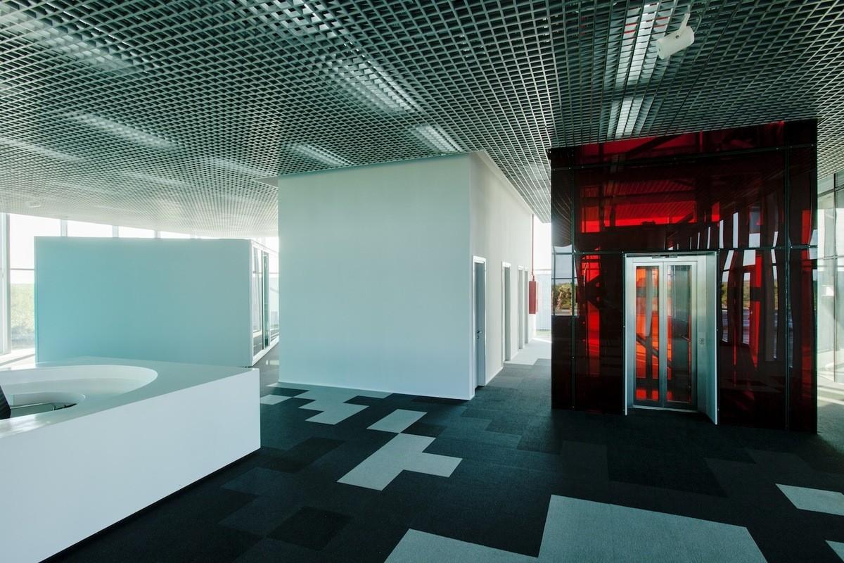 Архитектура в цветах: бирюзовый, черный, светло-серый, сине-зеленый. Архитектура в стиле модерн и ар-нуво.