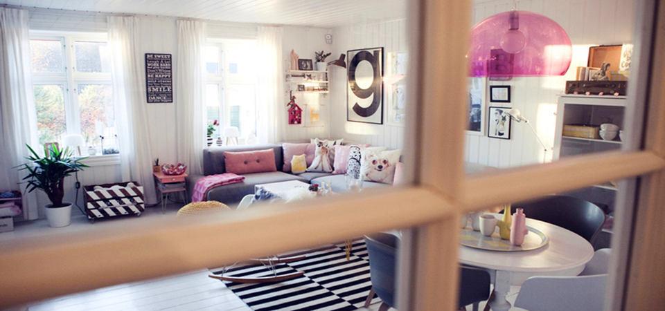 Настоящий скандинавский интерьер: квартира фотографа в Норвегии