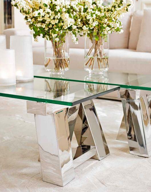 Мебель и предметы интерьера в цветах: белый, бежевый. Мебель и предметы интерьера в стилях: арт-деко.