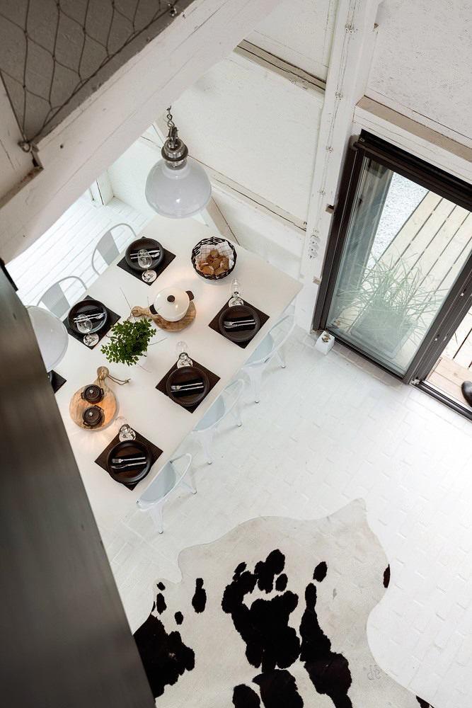 Гостиная, холл в цветах: черный, серый, светло-серый, белый, коричневый. Гостиная, холл в стиле скандинавский стиль.