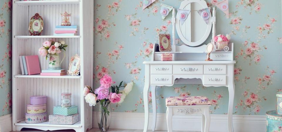 Туалетные столики: красивые модели и варианты расположения в квартире