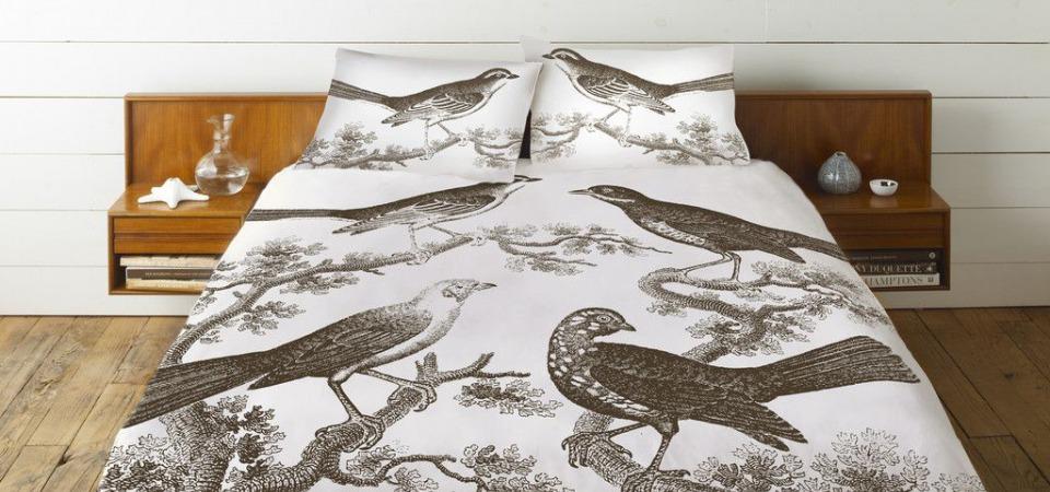 В мире животных. Коллекция постельного белья с необычными принтами