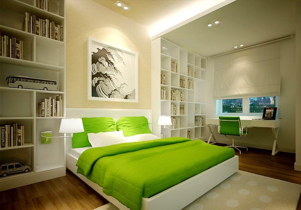 Мебель и предметы интерьера в цветах: зеленый, светло-серый, белый, темно-зеленый, салатовый. Мебель и предметы интерьера в стилях: хай-тек, поп-арт, лофт, американский стиль, эклектика.