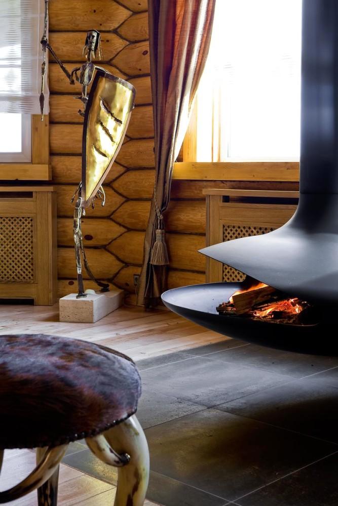 Мебель и предметы интерьера в цветах: черный, темно-коричневый, коричневый, бежевый. Мебель и предметы интерьера в стиле эклектика.