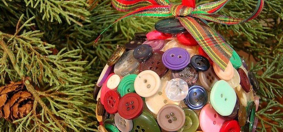 Готовимся к главному празднику года: 25 игрушек своими руками