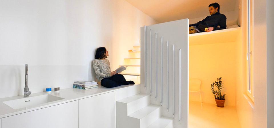Как спланировать маленькую квартиру: 19 планировок с мнением эксперта