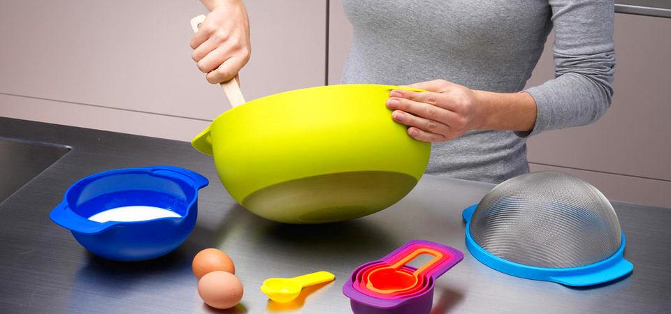 Удобная кухня: 15 полезных и функциональных вещей