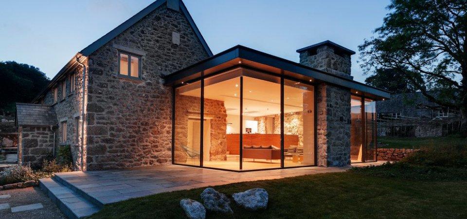Энергоэффективный сарай, в котором комфортно жить