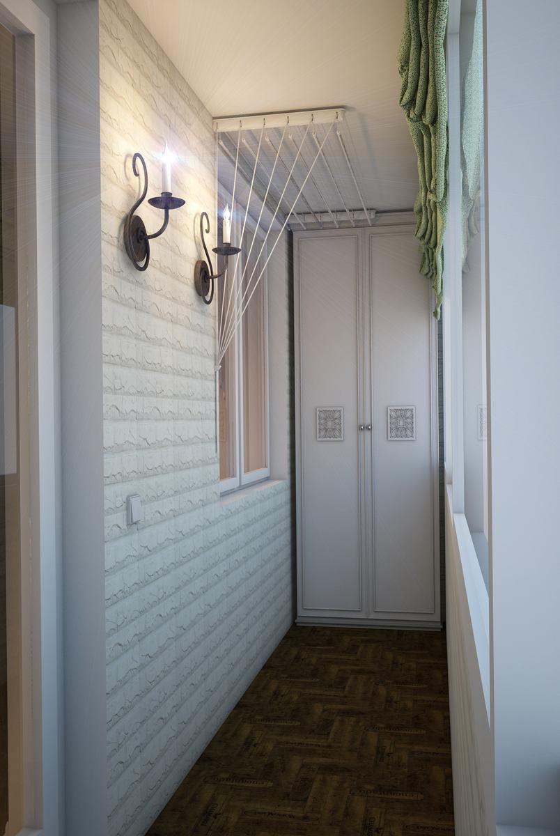 Где в однушке сделать спальню, кабинет, гардеробную: проект .