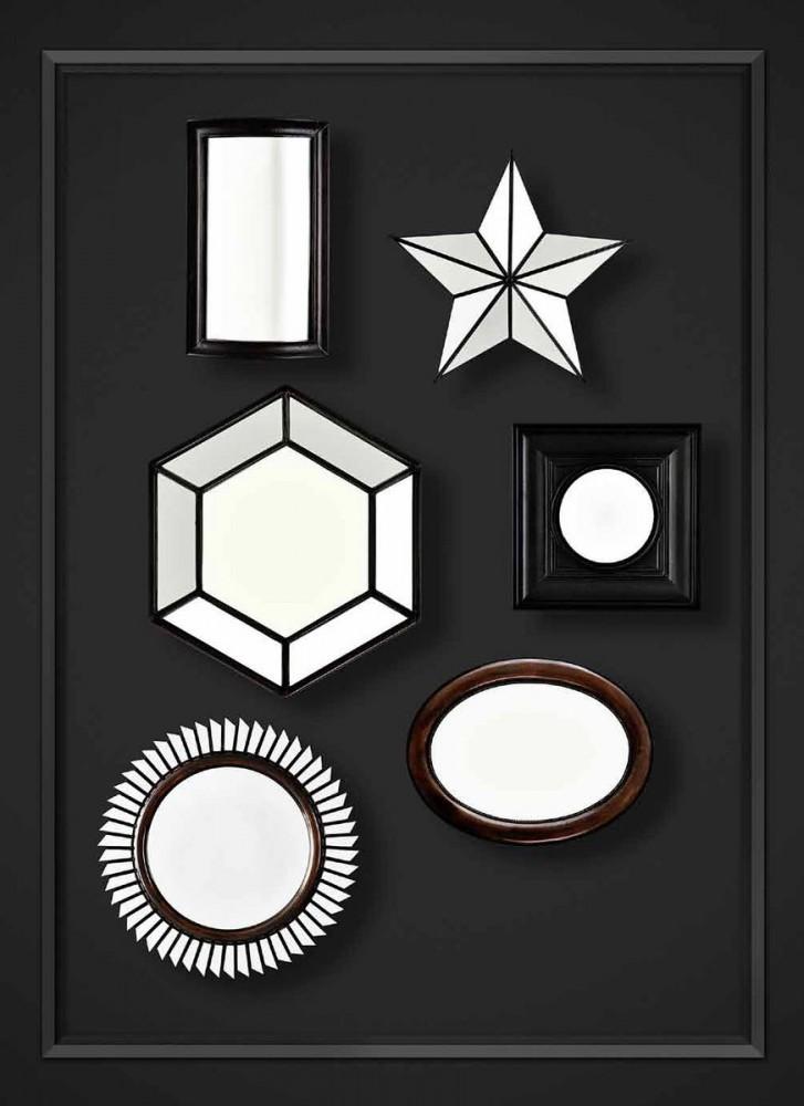 Декор в цветах: черный, серый, светло-серый, белый. Декор в стилях: модерн и ар-нуво.