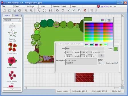 Программа Expert Landscape Design 3d Скачать Бесплатно - фото 6