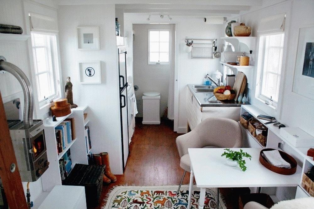 Подсобное помещение в цветах: черный, серый, светло-серый, белый, темно-коричневый. Подсобное помещение в стиле американский стиль.