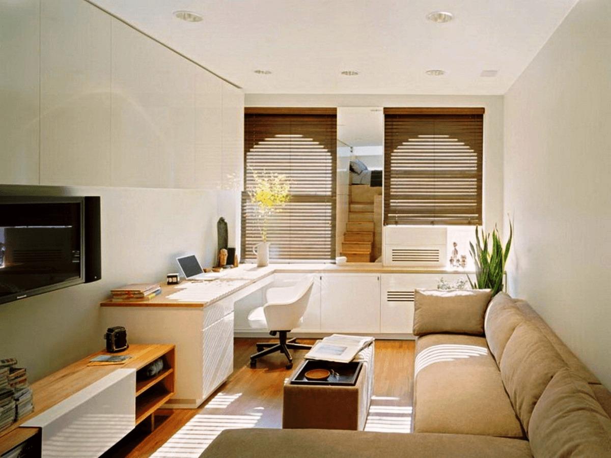 Шпаргалки Roomble: 8 идей расстановки дивана, кресел и журнального столика