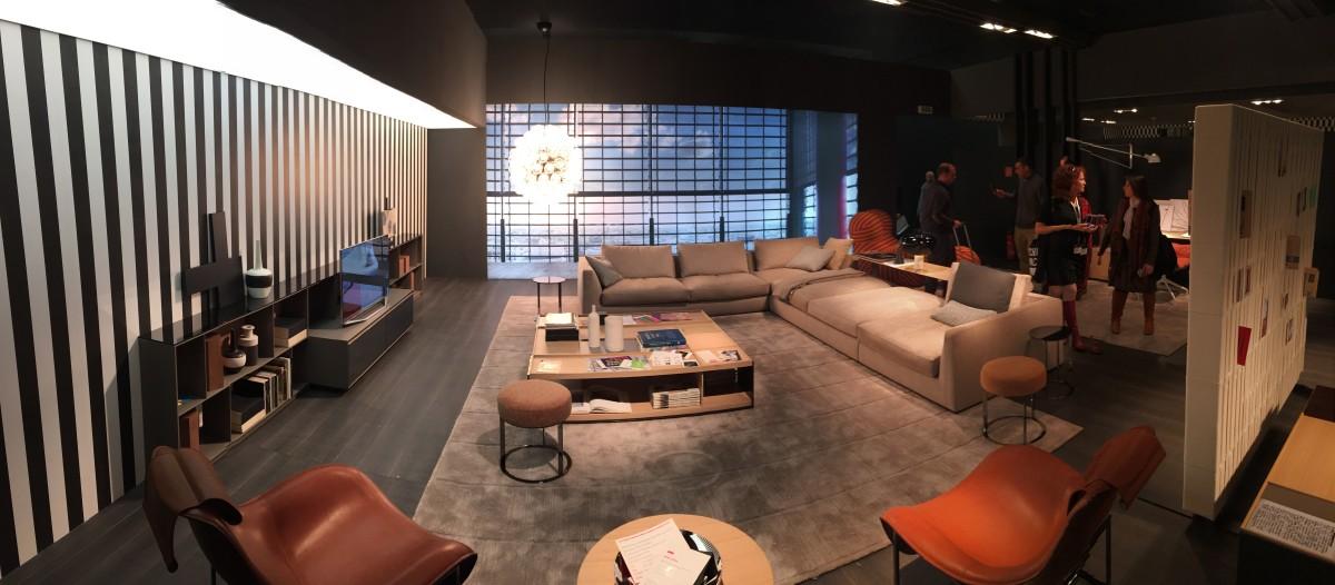 Самое интересное с международной кёльнской выставки мебели: дизайн — день первый