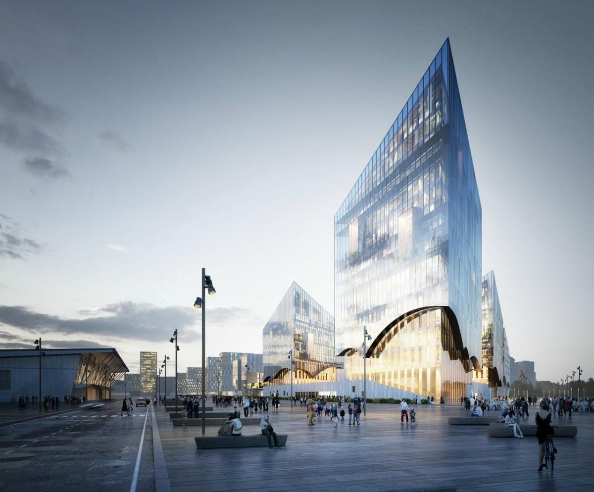 Какими будут дома будущего: рассказывает архитектор Чино Дзукки