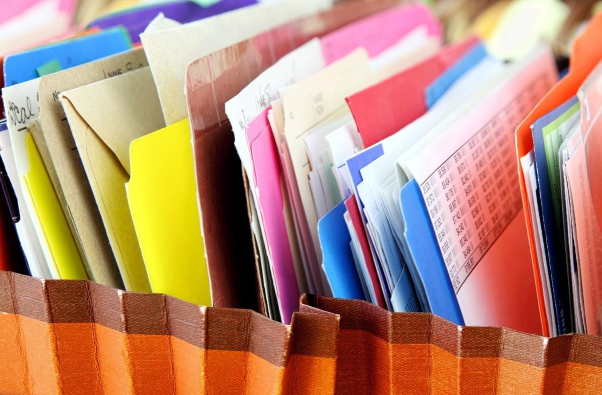 Как хранить важные документы в квартире