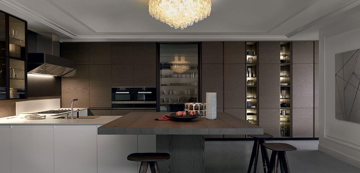 Модные тенденции в дизайне кухонь: самые свежие новинки и современные тренды