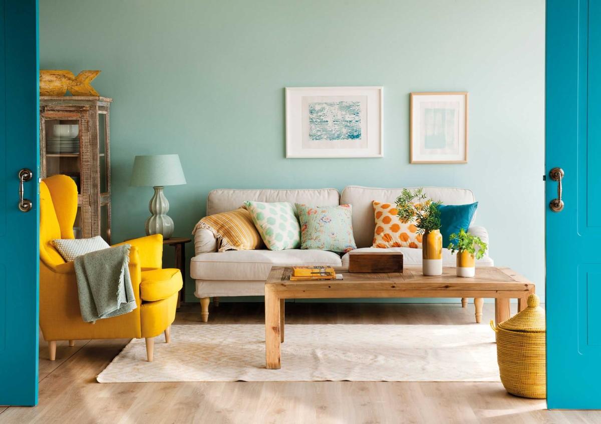 Как правильно применять краску для обновления интерьера